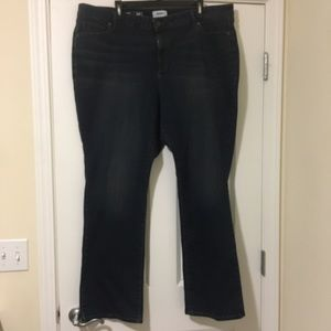 New 22W Sonoma Dark Rinse Bootcut Jeans